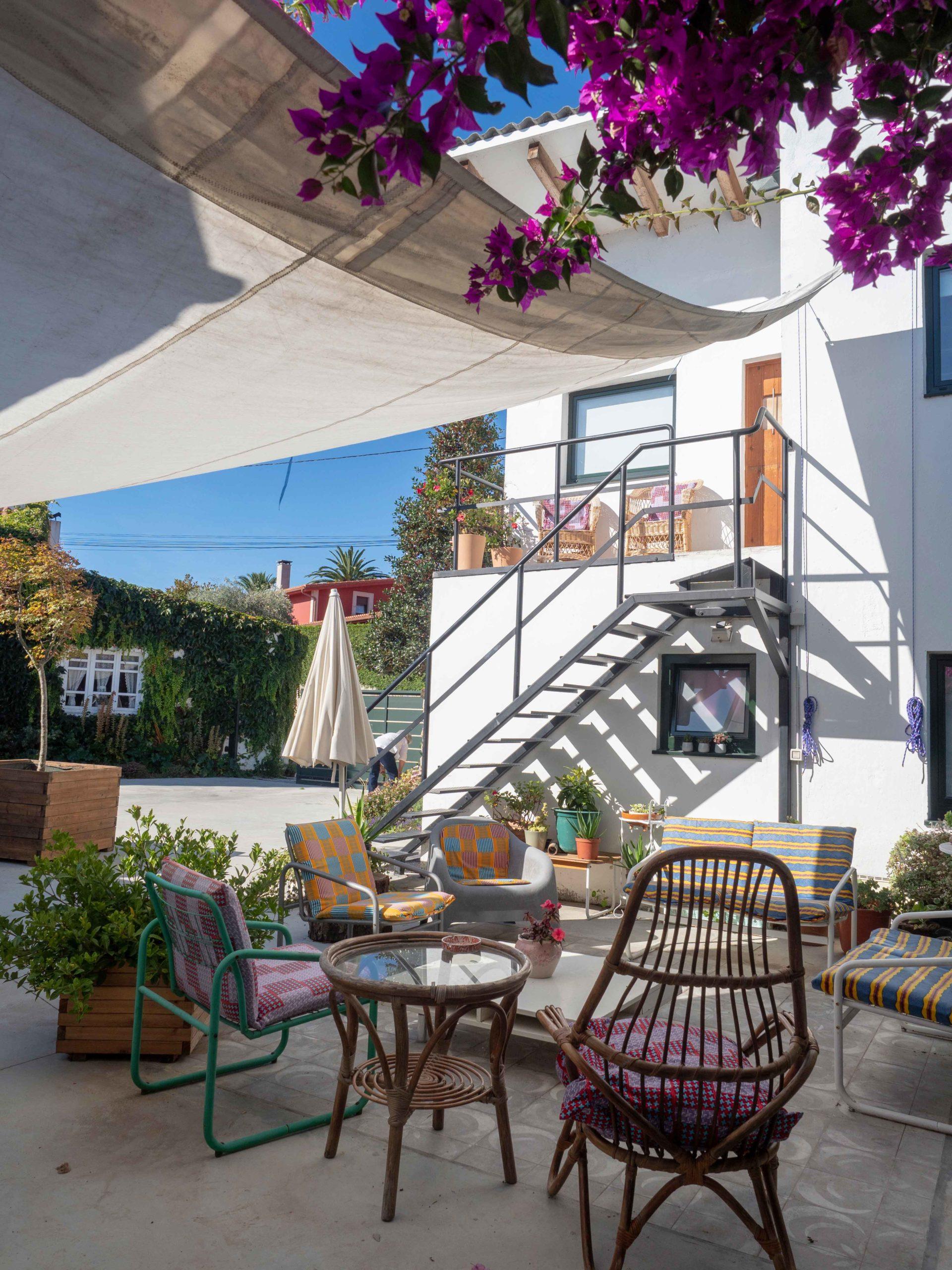 Casa Lourido, entorno libre de COVID