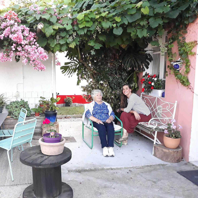 Manolita i Merce- Casa Lourido