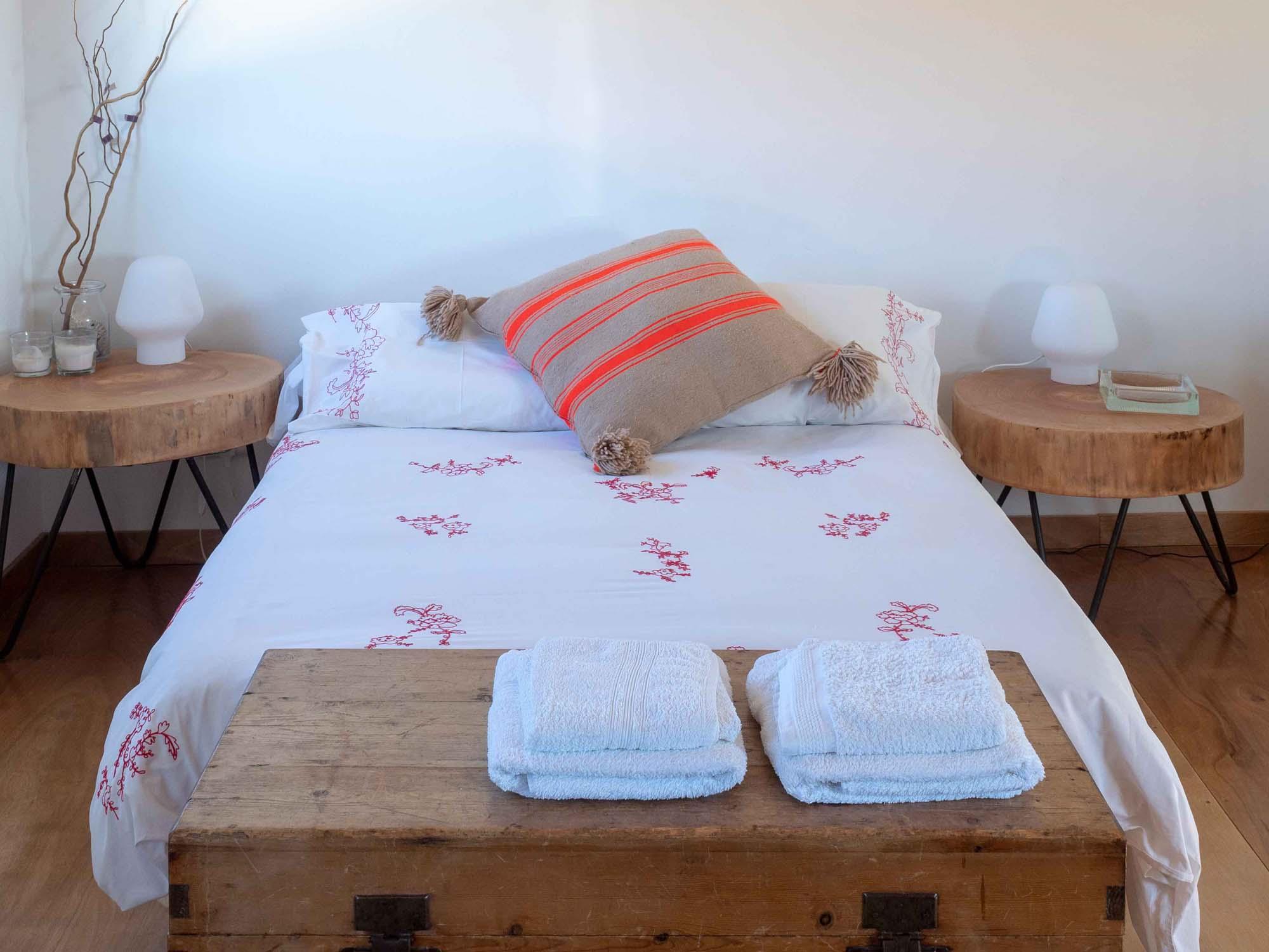 habitación vistas al mar- Casa Lourido