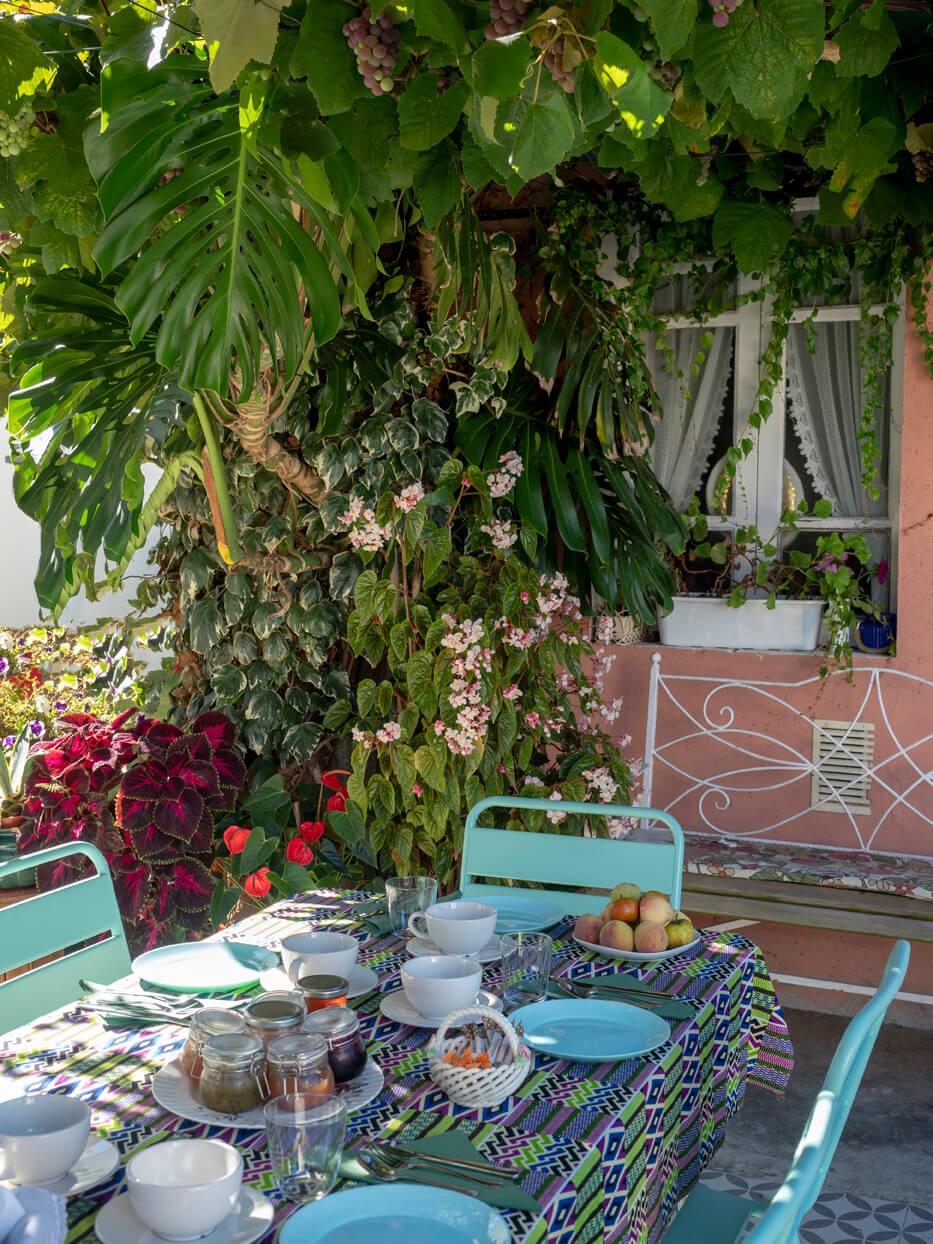 Desayuno- Casa Lourido